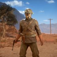 Battlefield 1 Incursions R8 Allies Demolition Driver