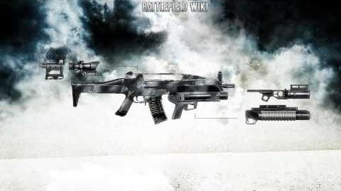 Battlefield Bad Company 2 - XM8 Prototype Sound