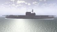 Enterprise.Right view.BF1942