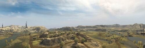 BF2 Zatar Wetlands Panorama