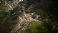 Monte Grappa Frontlines Mocheni Supply Bunker