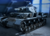 BFV Panzer IV Zitadelle