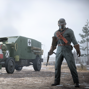 Battlefield 1 Austria-Hungary Tanker