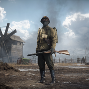Battlefield 1 Russian Empire Assault Squad