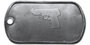 Fiveseven dogtag