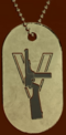 BFV Trench Carbine Master Dog Tag