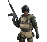 SWAT Operator Flair-6d5f7741