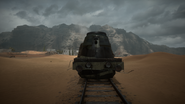 BF1 Armored Train Rear
