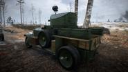 BF1 RNAS Armored Car RE Back
