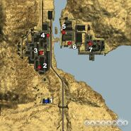 BF2 Strike at Karkand 32 Players Map Alpha Screenshot