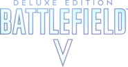 Battlefield V Deluxe Edition Logo Primary