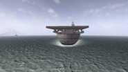 Enterprise.Rear view.BF1942