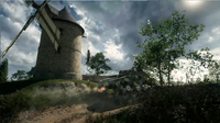 St. Quentin Scar Conquest Windmill Pre-Alpha