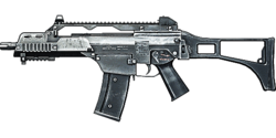 BF3 G36C ICON