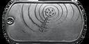 BF4 Radio Beacon Spawn Medal Dog Tag