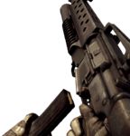BFBC2 M16A2 Reload