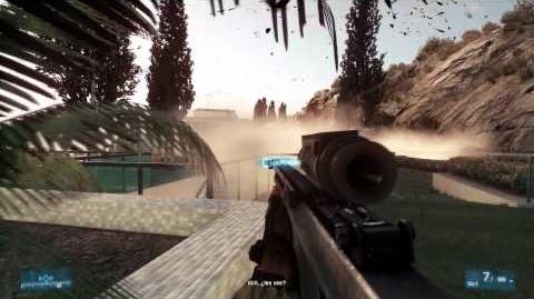 Battlefield 3 - Misión 11 Operación Kaffarov - Español - Walkthrough HD