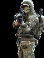 Снайпер Желтый Лист