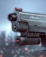 BF4 Laser Pistol
