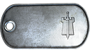 Conquest Dog Tag