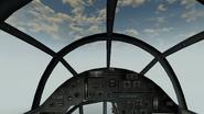 BF1942.Ju88 seat 1 cockpit