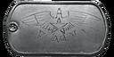 BF4 Commander Gunship Medal Dog Tag