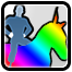 BFH Unicorn Emote