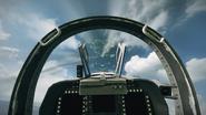 Bf3 Jet rocket fire