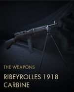 Ribeyrolles 1918 Carbine Codex Entry