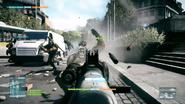 BF3 Operation Métro trailer screenshot3 AKS-74u IRON SIGHTS
