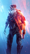 Battlefield V Early Enlister Mobile Wallpaper