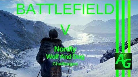 Battlefield V Nordlys - Wolf And Dog - Challenges
