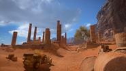 Sinai Desert British Deployment 03