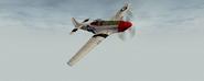 BF1942 P-51 MUSTANG