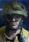 BFV Desert Commando Head