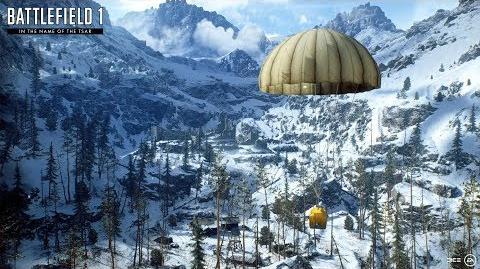 Battlefield 1 Gameplay Series-Battlefield 1 Gameplay Series - Tutorial - Supply Drop