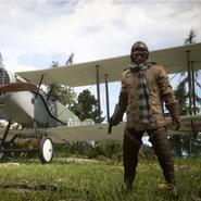 Battlefield 1 Kingdom of Italy Pilot