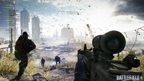 Battlefield 4 - 17 minutos de juego 'Fishing in Baku' Español