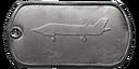 BF4 F35 Master Dog Tag