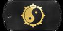 BF4 The Premium Yin-Yang Dog Tag