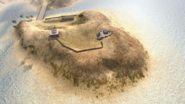BF1942.Battle of Midway Coastal defenses 1