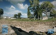 BF3 870 MCS Right Side During Full Reload
