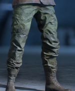 BFV Spirit Guide Legs