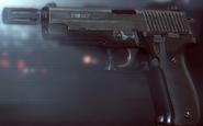 P226 Flash Hider Menu BF4