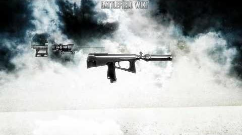 Battlefield Bad Company 2 - PP-2000 Avtomat Sound