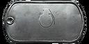 BF4 M67 Frag Master Dog Tag