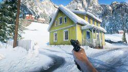 BFV Snowman Location