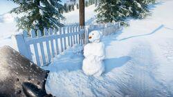 BFV Snowman