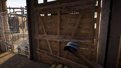 BFV Wooden Wall