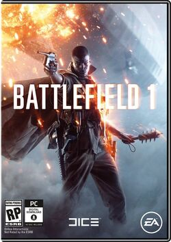 Battlefield 1 PC Art